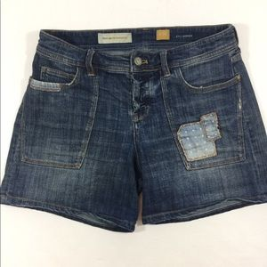 Anthro Pilcro and the Letterpress Hyphen Shorts